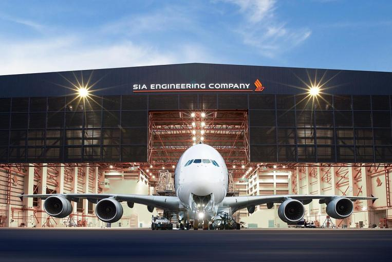 Photo via SIA Engineering Company