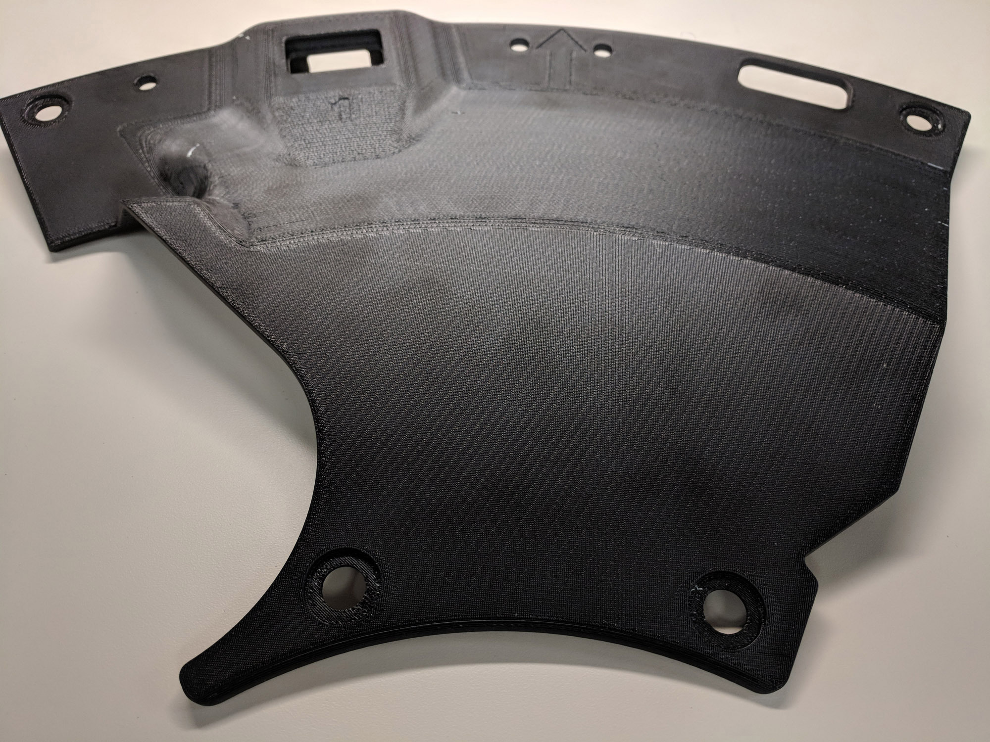 Lockheed Martin is one of the first customers leveraging Stratasys' Antero material - a PEKK-based thermoplastic with advanced mechanical, chemical and thermal properties.
