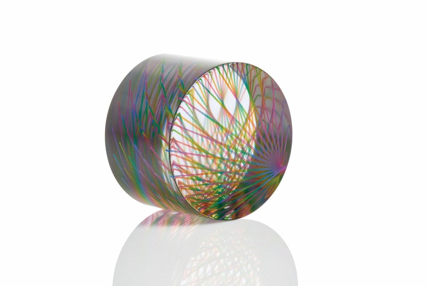 Voxel Printed Kaleidoscope