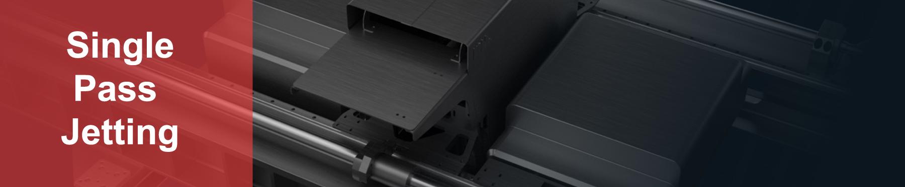Single Pass Jetting   Production System - Creatz3D