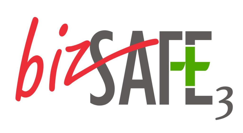 Creatz3D is BizSafe 3