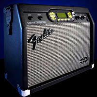 Small parts like knobs on the Fender's G-DEC® amplifier were 3D printed, which accelerated the time to market by up to 12 months.