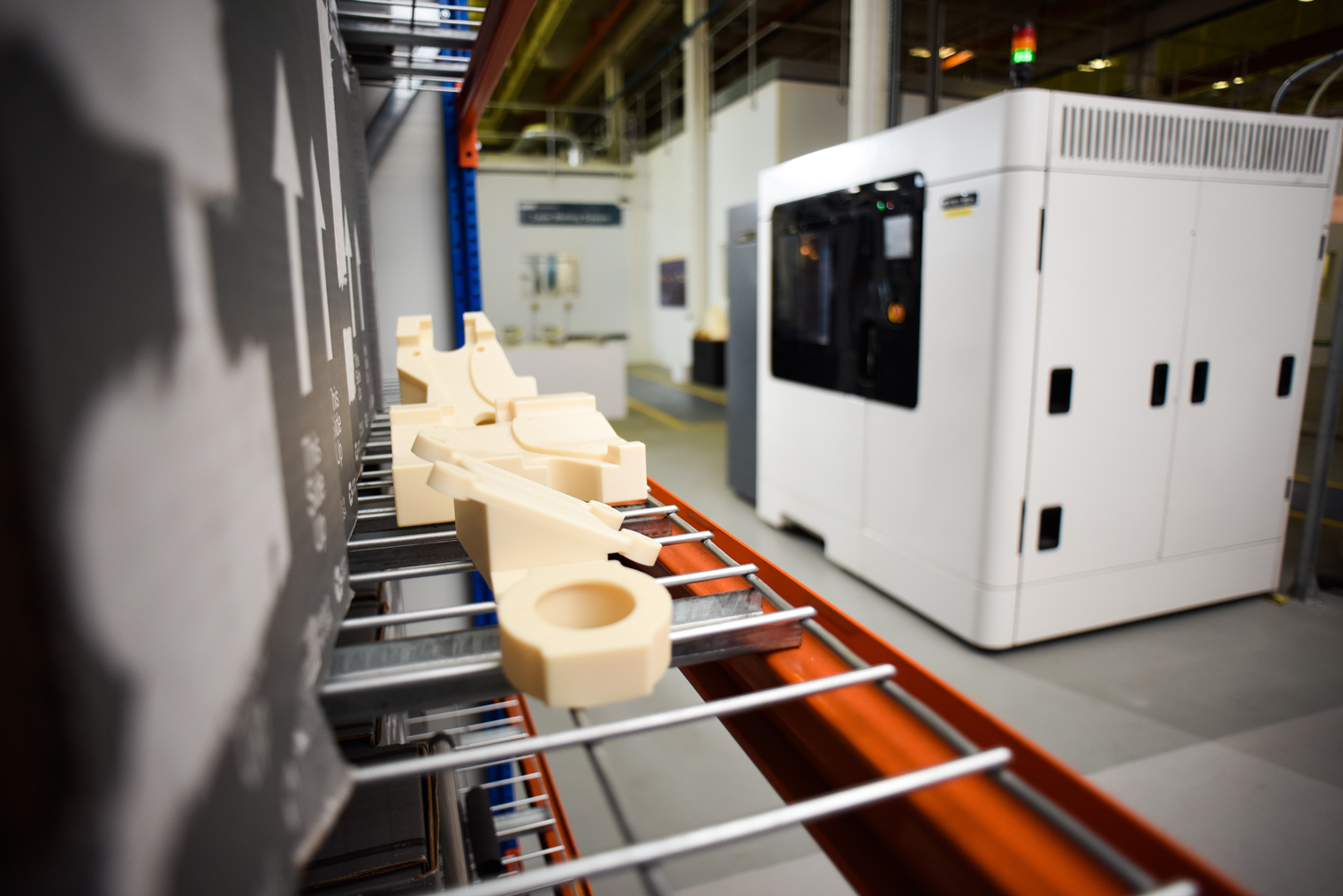 3D printed tooling produced on the Stratasys F900 Production 3D Printer