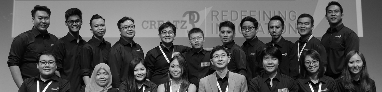 Creatz3D User Conference 2018 Group Photo