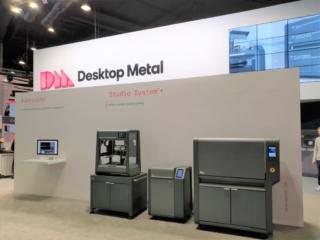 Desktop Metal Studio System+