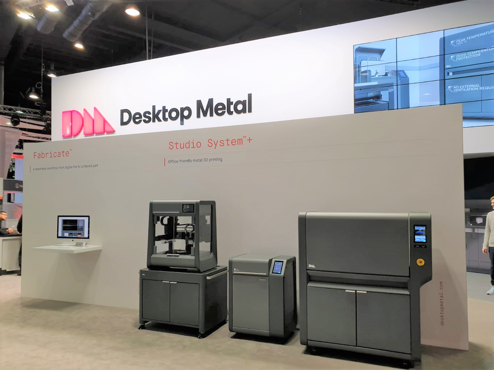 Desktop Metal Studio System+