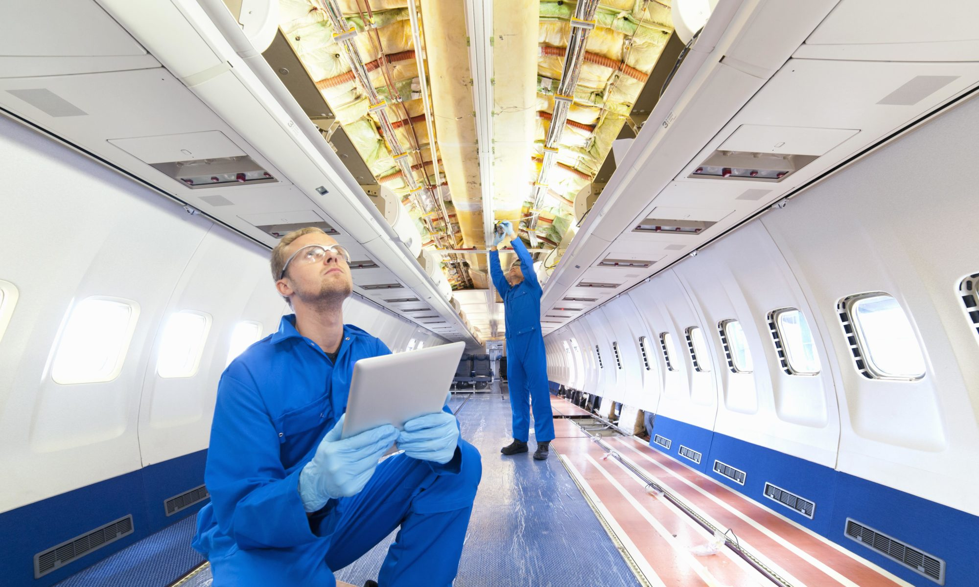 Aerospace companies enjoy a faster, more cost-effective and streamlined process.
