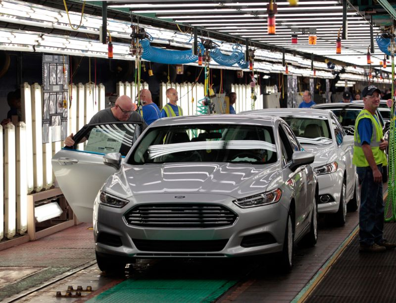 Ford invested $65 million in Desktop Metal.