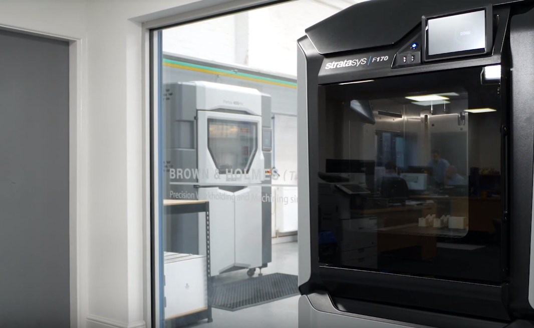Máy in 3D nhựa Stratasys F170