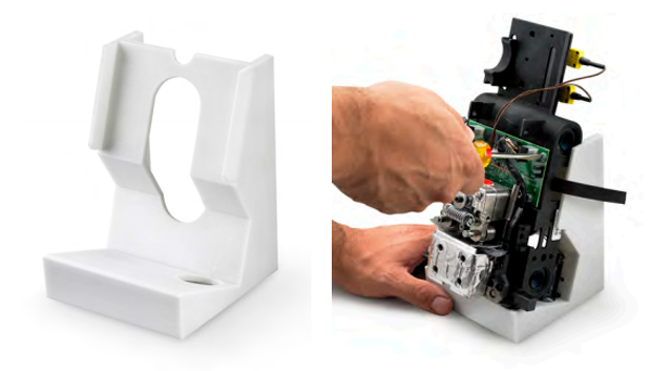 Manufacturing aids can be designed with improved ergonomics and ease of use in mind.