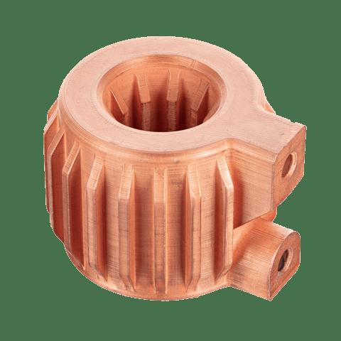 Helical Heat Exchanger | Copper