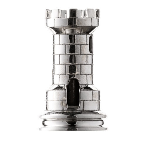 Rook Chess Piece | 316L