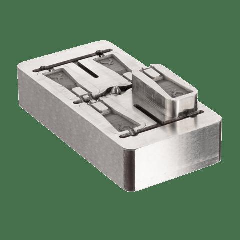 Zipper Mold | H13