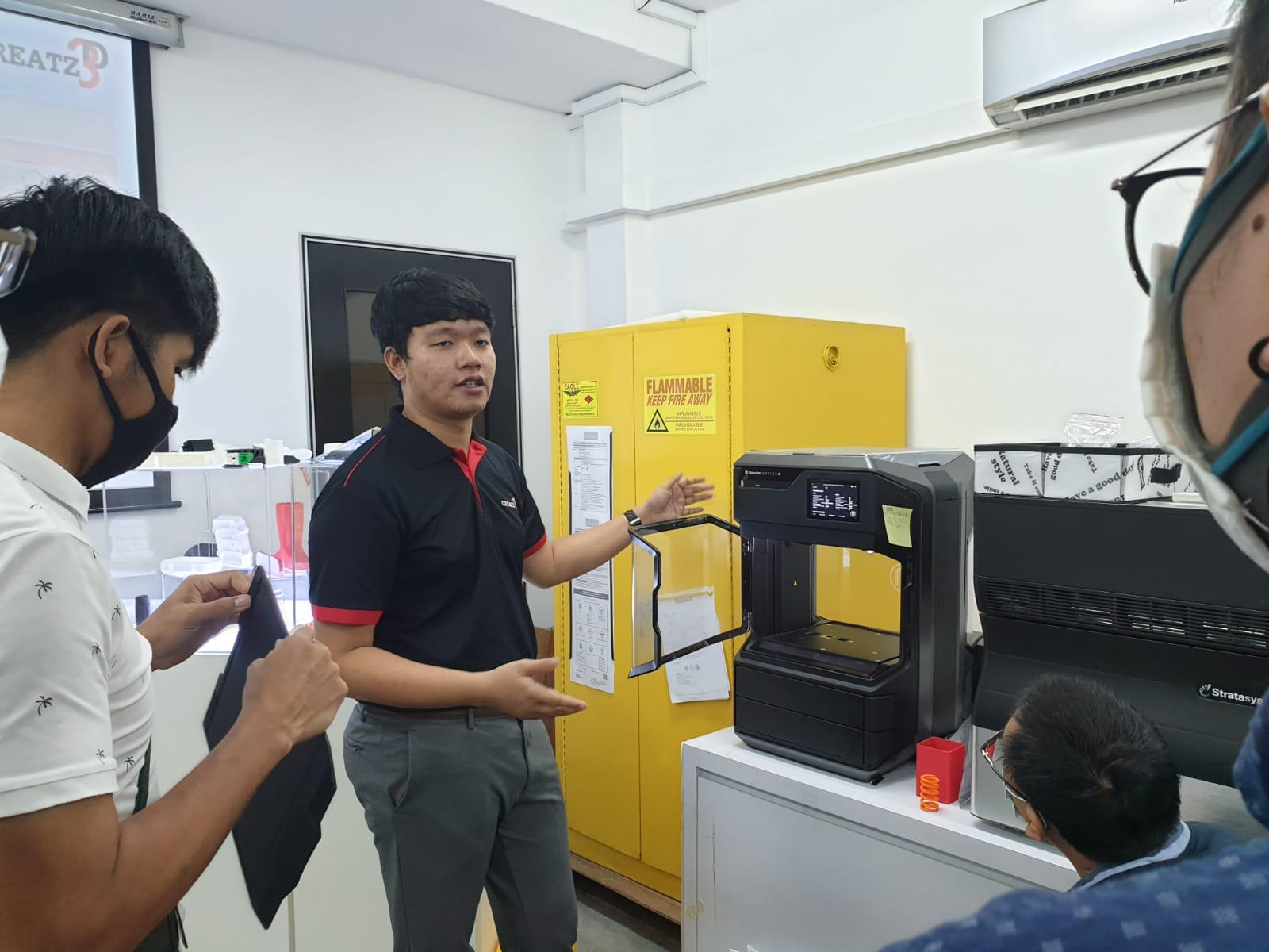 Introducing the MakerBot METHOD X.