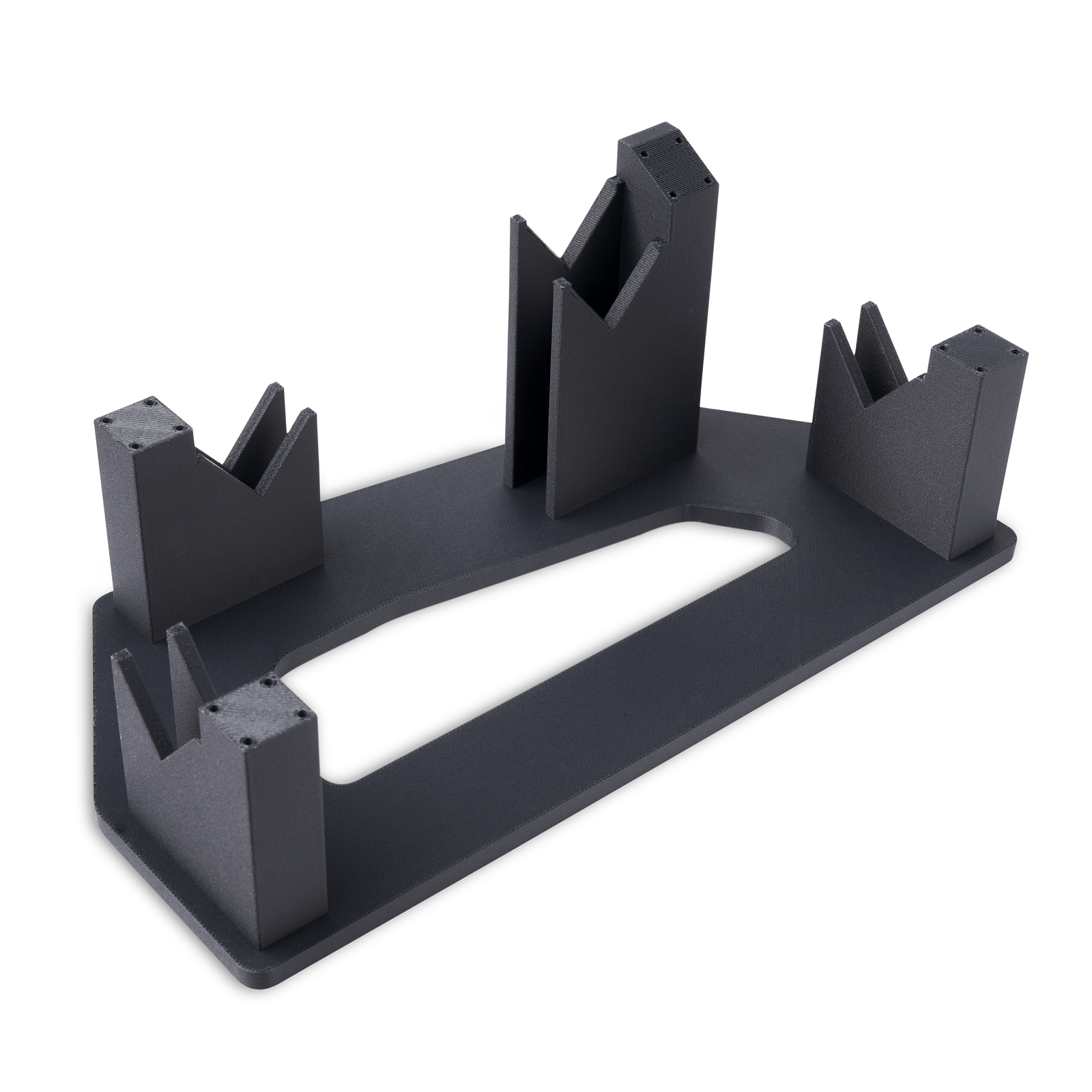 ABS-CF10 carbon fiber material released for Stratasys F123 Series