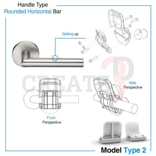 Door-Opener-Type-2-Creatz3D