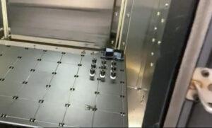 3D printed rubber drainage plugs (Photos: Alstom)