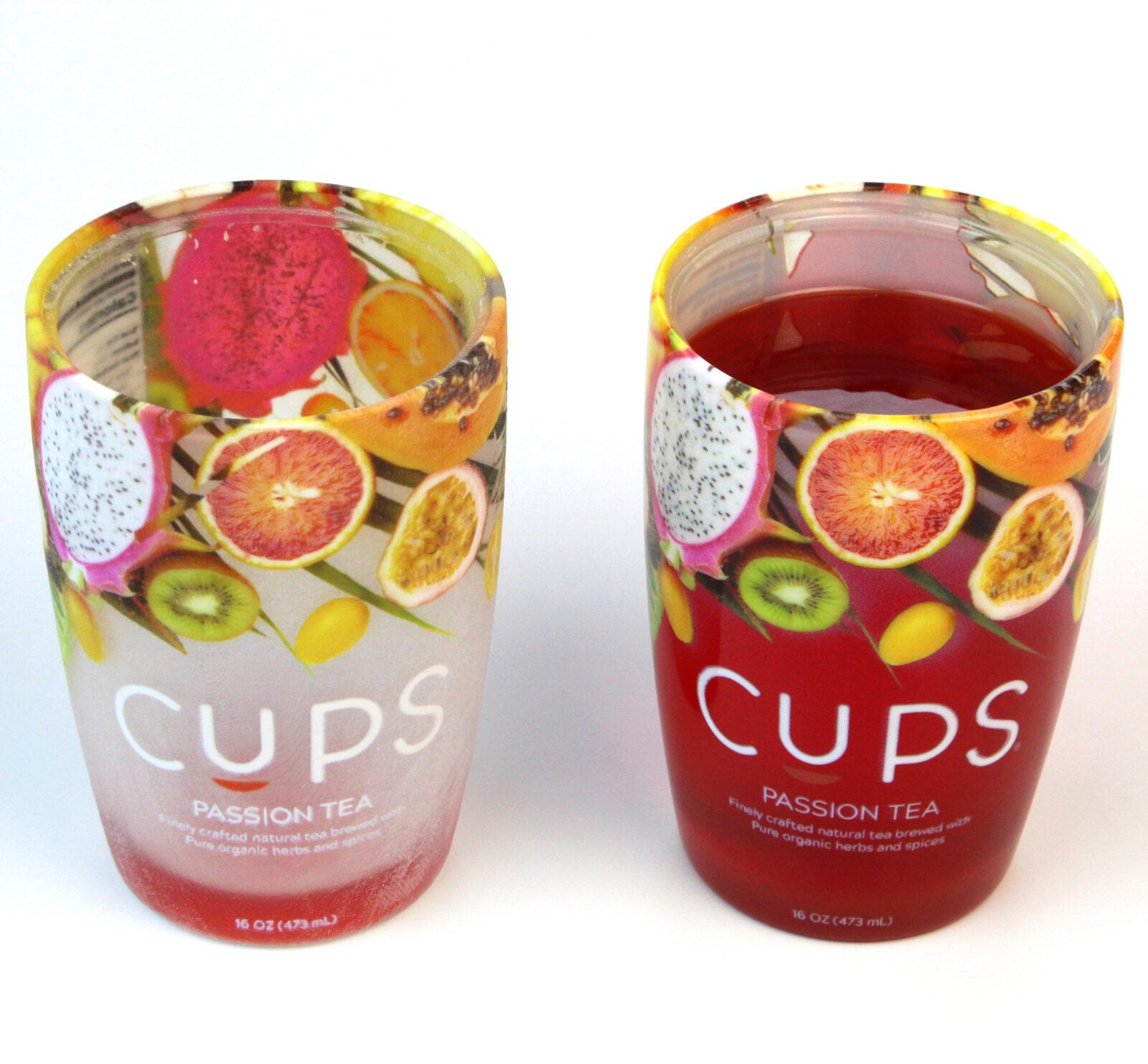 Retail drink concept that came to fruition in just 2 weeks, from design to full-color prototype.