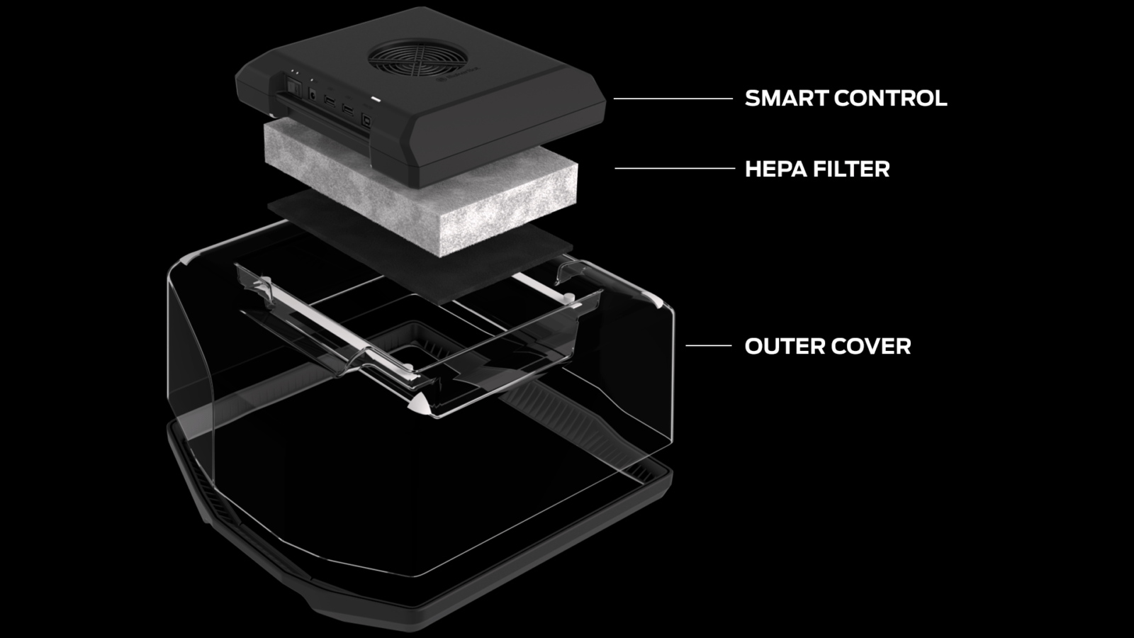 Dissecting the MakerBot Clean Air System