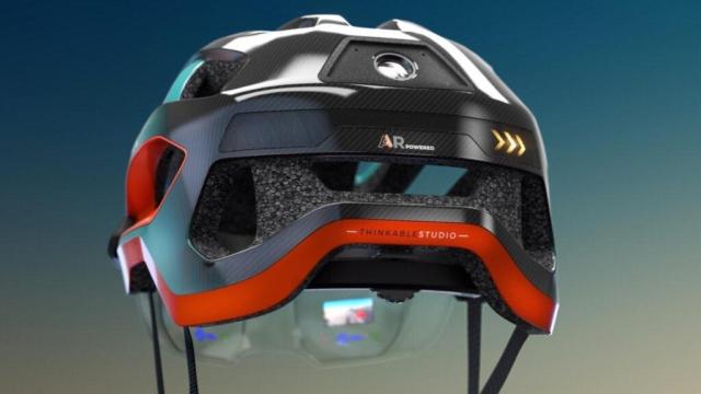 savAR Helmet (photo: Thinkable Studio)